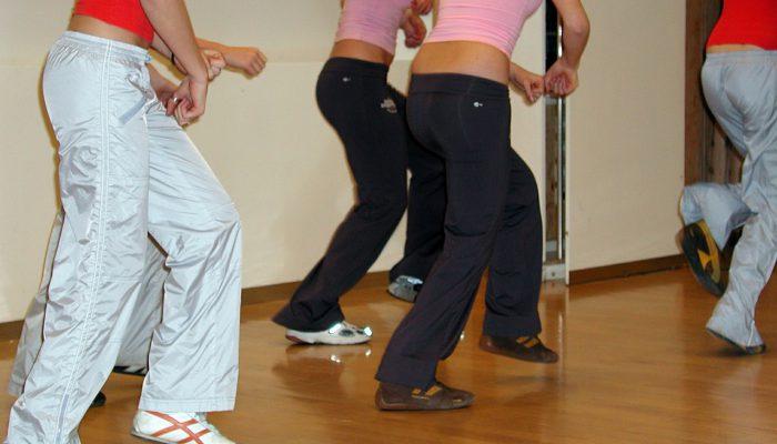 TSVgg Hausen, Gymnastik, Aerobic, Step, Damen