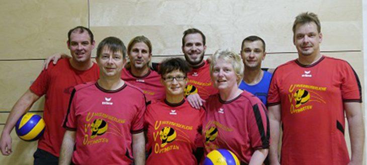 Volleyballmannschaft Masch
